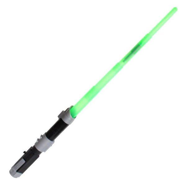Sabre Laser Télescopique Led Star Wars (3 Couleurs Disponibles) - Livraison Gratuite !