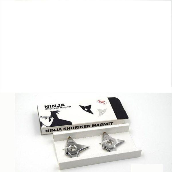 HTB1ZWmBLpXXXXXKXpXXq6xXFXXXL 9d367d83 7069 4394 9a89 3b2844d2419f 1 Lot De 2 Shuriken Magnet Frigo (2 Couleurs) Naruto - Livraison Gratuite !