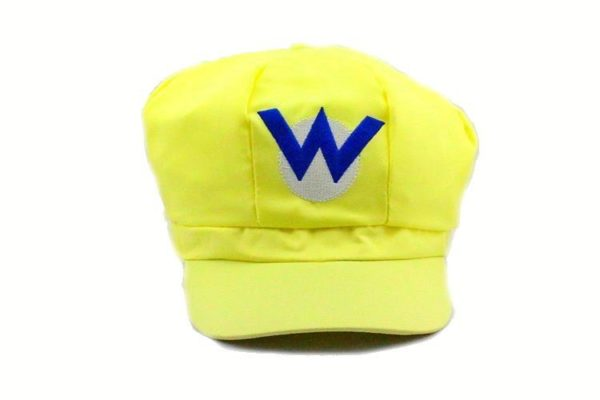 Casquette Wario/Waluigi Super Mario Bros - Livraison Gratuite !