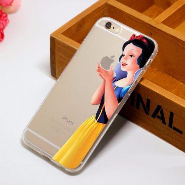 HTB1dVmgMVXXXXcoXVXXq6xXFXXXv 22fff308 2429 4cf4 8d83 a6c78a916b3e Coque Disney Ariel La Petite Sirene / Blanche Neige Pour Iphone - Livraison Gratuite !