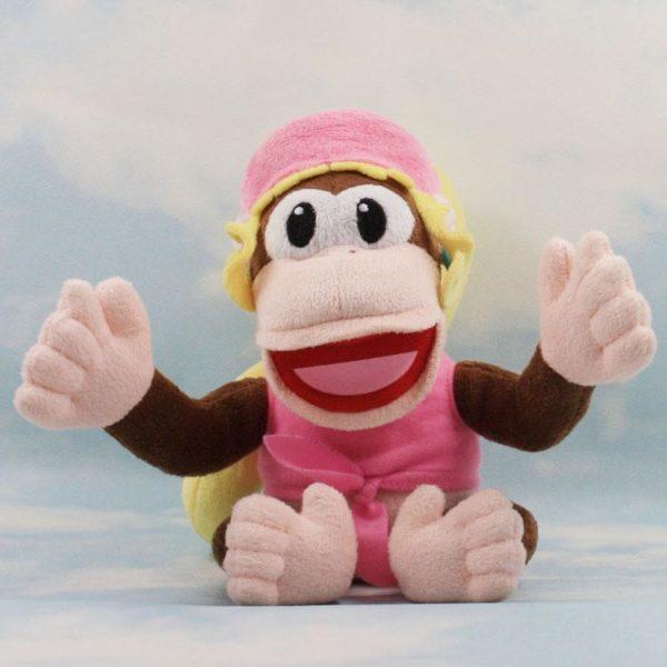 HTB1e.XlGFXXXXX0apXXq6xXFXXXn ef3c3121 d894 4adc af5c b23af27eae42 Peluche Dixie Kong (18 Cm) Super Mario Bros - Livraison Gratuite !