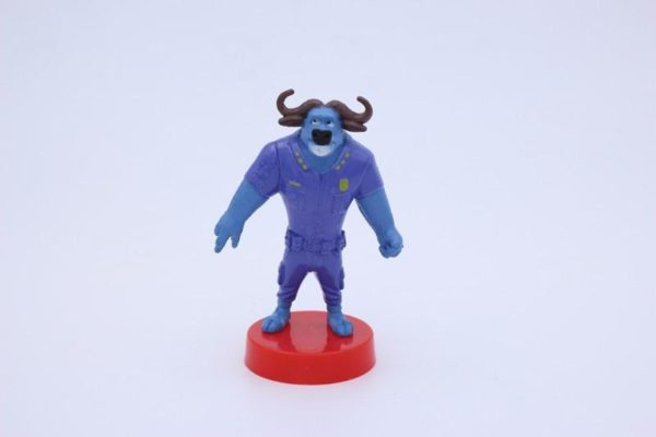 1 Lot De 5 Figurines Zootopie - Livraison Gratuite !