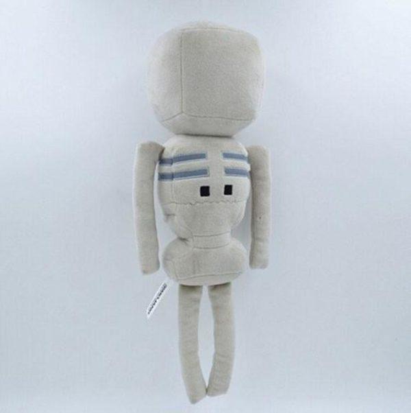 Peluche Skeleton (24 Cm) Minecraft - Livraison Gratuite !