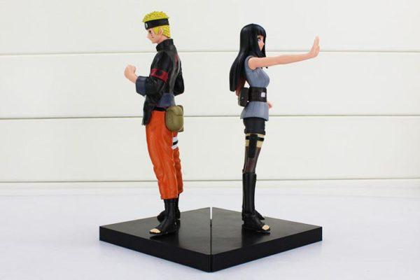 HTB1fB4xMpXXXXX7aXXXq6xXFXXXU c86dc0d1 e882 4a9a 939f 5e09a41c9d1f 1 Lot De 2 Figurines Naruto Uzumaki Et Hinata Hyuga (16 Cm) - Livraison Gratuite !