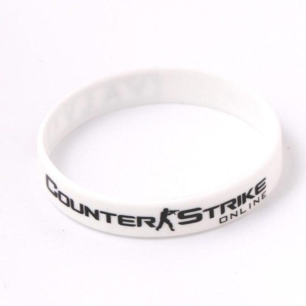 HTB1fdLwNXXXXXb XXXXq6xXFXXXj ef76652b 2a08 4481 af3b 88788aa043f3 Bracelet En Silicon Counter Strike (3 Couleurs) - Livraison Gratuite !