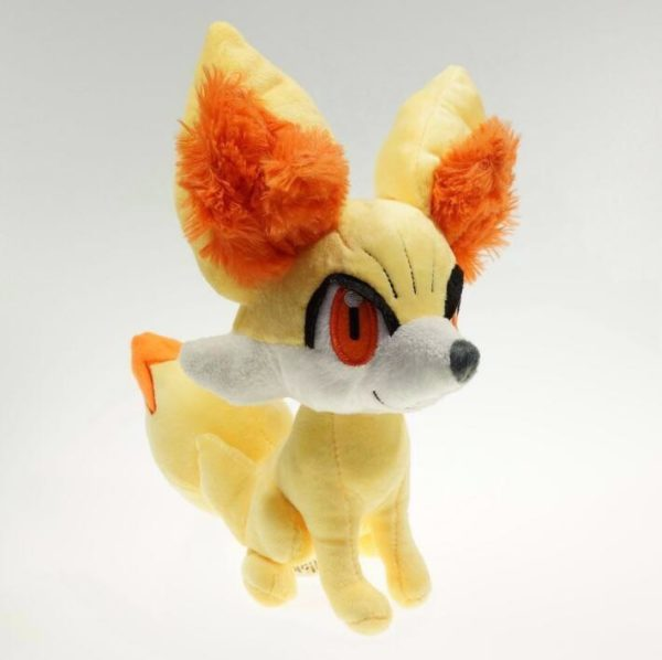 Peluche Fennekin (20 Cm) Pokemon - Livraison Gratuite !