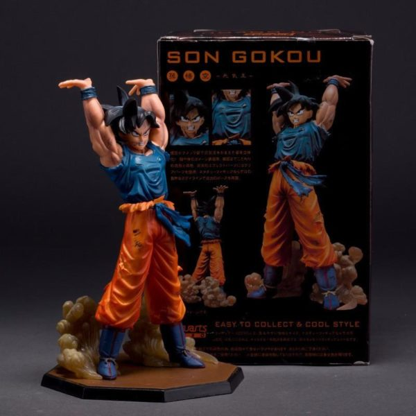 Figurine San Goku Dragon Ball Z - Livraison Gratuite !