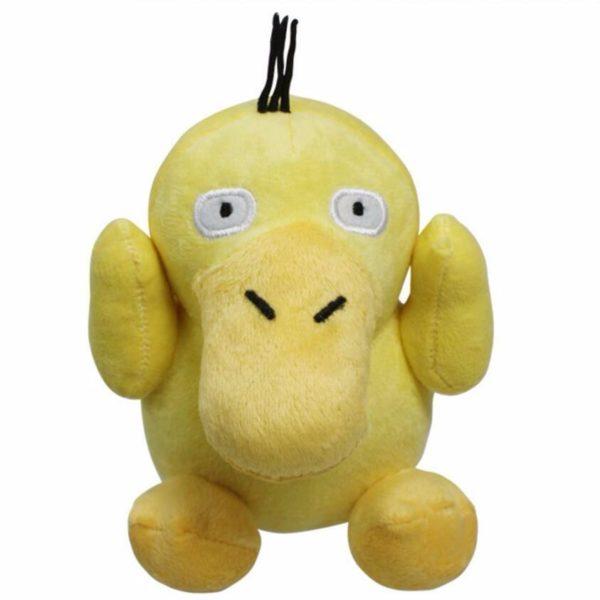 Peluche Psyduck (14 Cm) Pokemon - Livraison Gratuite !