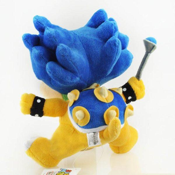 Peluche Ludwig Von (Koopa - 16 Cm) Super Mario Bros. - Livraison Gratuite !