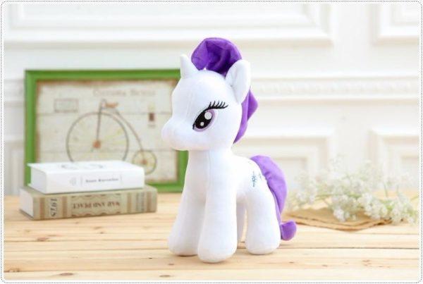 HTB1nBeqOXXXXXXOXXXXq6xXFXXXW 5c08f9c8 fb17 4862 b981 6084da52e298 Peluche Poney 25 Cm My Little Pony (6 Couleurs) - Livraison Gratuite !