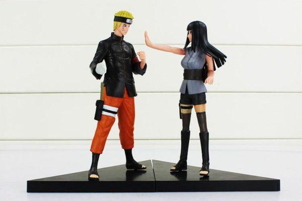HTB1qvxSMpXXXXXZXpXXq6xXFXXXd df377783 94a7 484a a3bf 1bebf40ec8ac 1 Lot De 2 Figurines Naruto Uzumaki Et Hinata Hyuga (16 Cm) - Livraison Gratuite !
