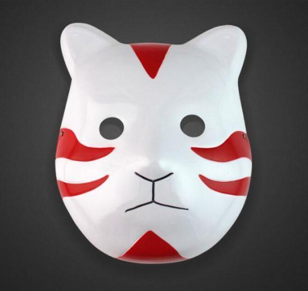 HTB1uv3mNFXXXXcvXVXXq6xXFXXXH 9562ae82 81df 490c a2cf cbac0ed5d210 1 Lot De 3 Masques Ninja Anbu Naruto - Livraison Gratuite !