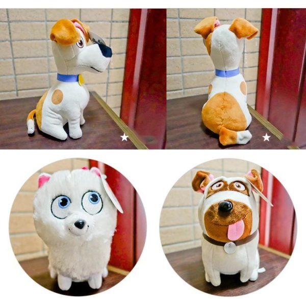 Peluche Comme Des Bêtes (The Secret Life Of Pets) 18 Cm - Livraison Gratuite !