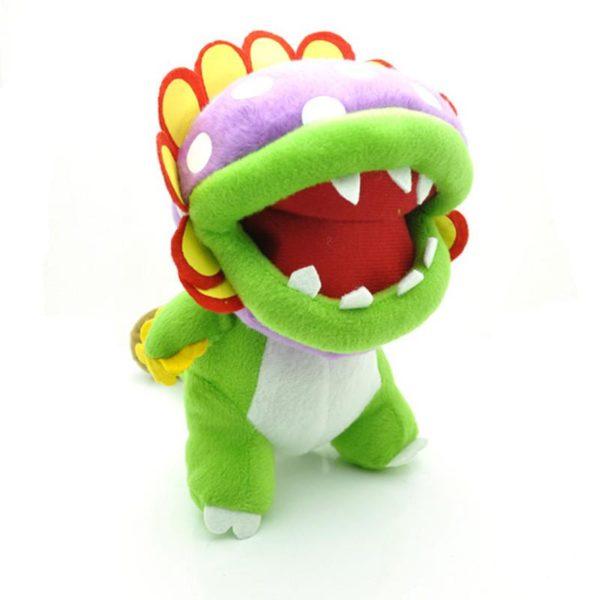 Peluche Petey Piranha (20 Cm) Super Mario Bros. - Livraison Gratuite !