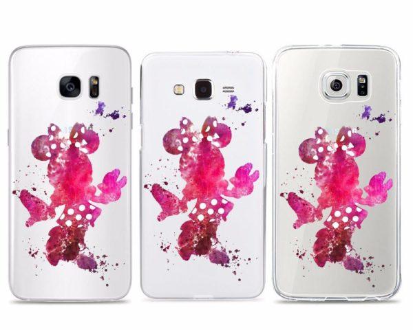 HTB1zPnaOFXXXXcqXFXXq6xXFXXXf 5bff11cb 160d 41ed a657 bcbba9430201 Coque Minnie En Silicone Pour Samsung Galaxy (2 Modèles) - Livraison Gratuite !