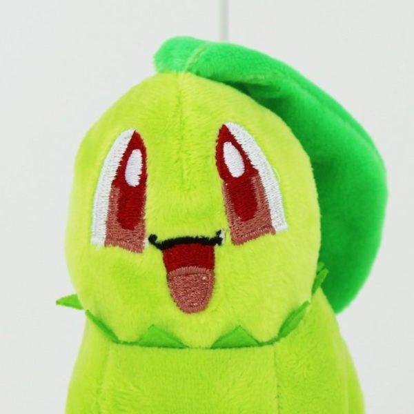 Peluche Chikorita (10 Cm) Pokemon - Livraison Gratuite !