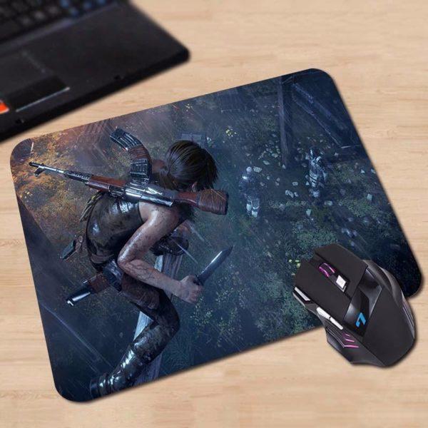 HTB1zo3zOFXXXXbIaFXXq6xXFXXXp 657eafd4 76ee 4ecb 9757 04ca97bb8771 Tapis De Souris Lara Croft Tomb Raider (18X22 Cm) En Caoutchouc - Livraison Gratuite !