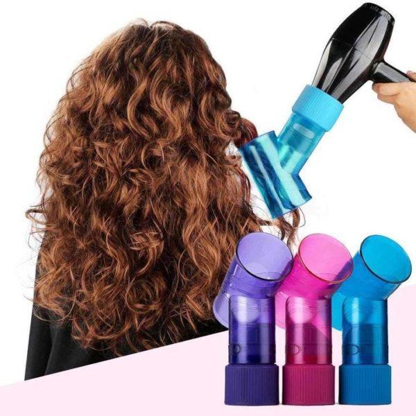 HairCurlsDiffuser Le Boucleur Magique Pour Des Boucles Parfaites Sur Vos Cheveux