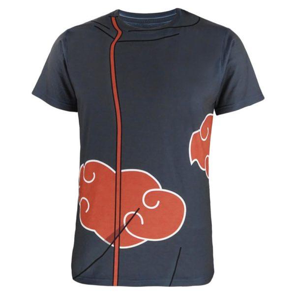 Hommes Naruto Akatsuki T shirt Uchiha Itachi Tee Adulte Uzumaki Naruto Hatake Kakashi Cosplay T shirts 3 1166e24e ef24 4c8b 8cdc 09d51fc66bba T-Shirt Naruto Akatsuki Cosplay - Livraison Gratuite !