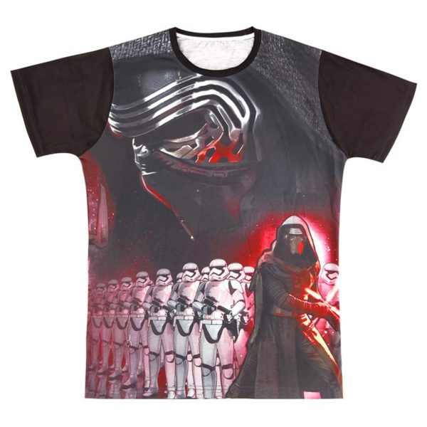 Hommes Star wars 3D T shirt Darth Vader Dirige Kylo Ren Top 3 37a8c847 5eb4 4408 a716 0c5c0c9d6867 T-Shirt Star Wars 3D Kylo Ren (4 Modèles) - Livraison Gratuite !