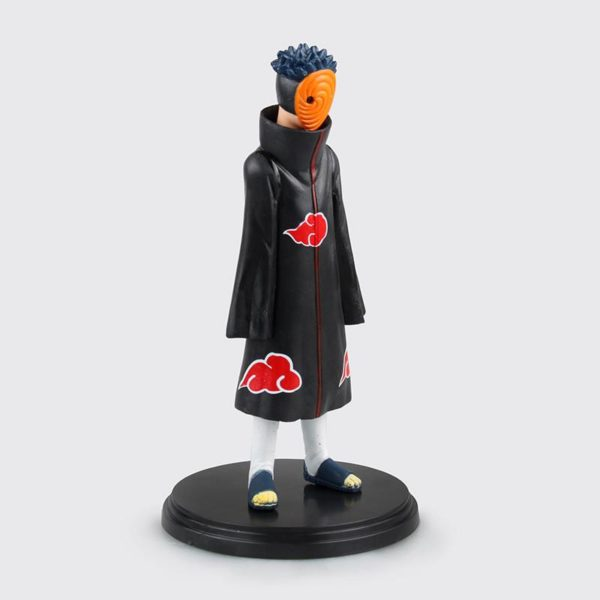Hot 16 cm 2 pcs ensemble D OPP Uchi Houbara Naruto Shippuden Akatsuki Uchi Houbara Zetsu 1 aecb83b9 73bc 4a44 9276 b7e27b393130 1 Lot De 2 Figurines Zetsu Et Tobi Akatsuki - Livraison Gratuite !