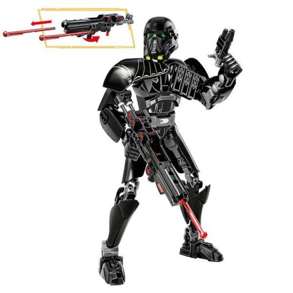 IMPERIAL DEATH TROOP 19c3d936 e594 47fb b69e 0e8f81c10670 Lego Figurine Star Wars (Chirrut Imwe Kylo Ren Imperial Death Troop) - Livraison Gratuite !