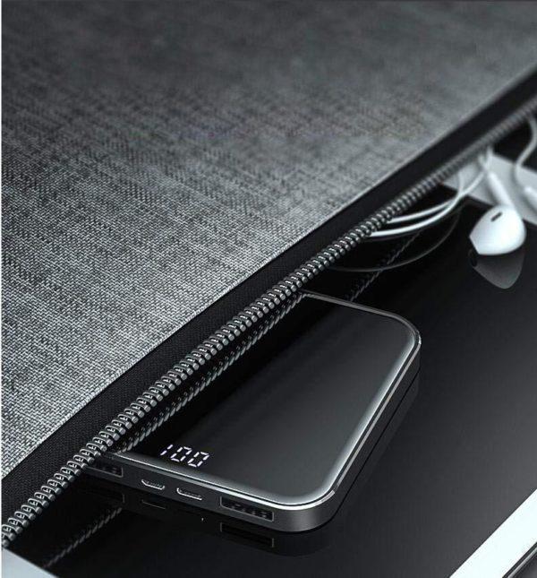 IP14 Batterie Externe 8000Mah Pour Iphone, Samsung Galaxy, Etc.