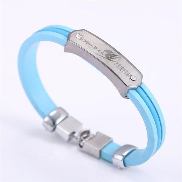 J R Hommes Bijoux Anime Fairy Tail Bracelets Bangles bleu Guilde Symbole Alliage Charmes Bracelet Cosplay 1 97e7961c 8518 4799 ab3e 8c313935ab1d Bracelet Fairy Tail Bangle Bleu - Livraison Gratuite !