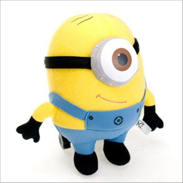 J119 kawaii Nouvelle arrivee 18 cm jaune Despicable Me peluche poupee Minion 3D yeux en peluche.jpg 640x640 08cfaaca 3b76 4f68 ad38 4fa2df2a05d0 Peluche Minion Despicable Me 18Cm - Livraison Gratuite !