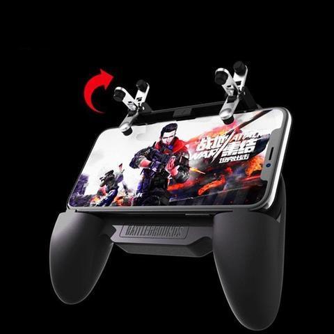 J4 02f8e7e1 9161 4796 8d38 04fcba014841 Manette Pour Jeux Vidéo Mobiles Ios - Android