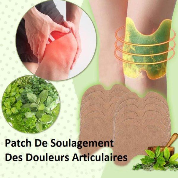 K1copy Patchs De Soulagement Des Douleurs Articulaires