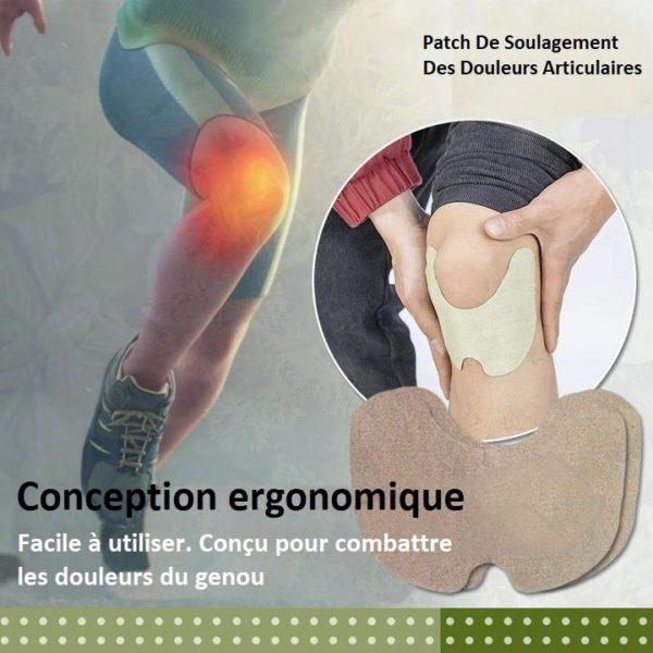 K4copy Patchs De Soulagement Des Douleurs Articulaires