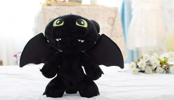 """KROKMOU 18 CM PELUCHE Peluche Krokmou """"How To Train Your Dragon"""" 18 Cm - Livraison Gratuite !"""