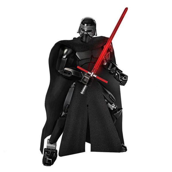 KYLO REN 7f8772f5 ee1a 47da 9364 fa42e7d27024 Lego Figurine Star Wars (Chirrut Imwe Kylo Ren Imperial Death Troop) - Livraison Gratuite !