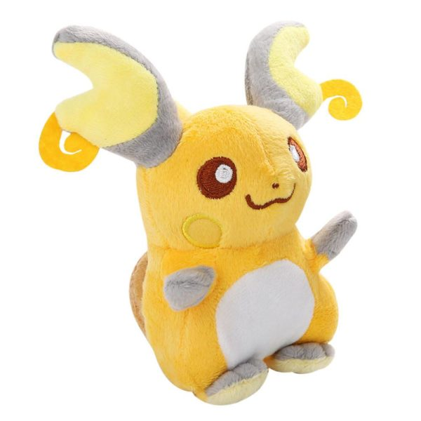 Kawaii Pokemon Peluche Pikachu Caract egrave 1 Peluche Raichu Pokemon - Livraison Gratuite !
