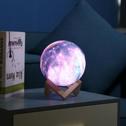 Lampe Lunaire Galactique raton-malin