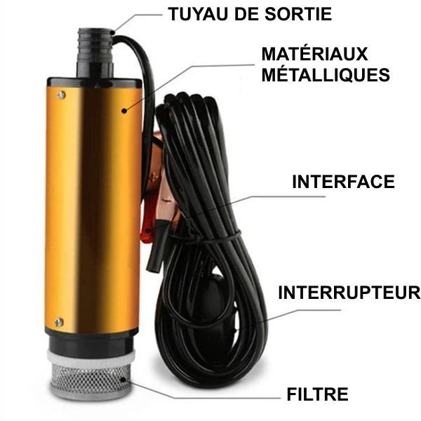 L31 Mini Pompe À Eau Électrique Multifonctionnelle