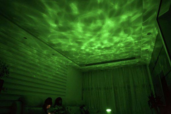 L8 4d55a8ed 0898 4922 b7f7 5bfc82cbdaa1 Lampe De Projection Vague De L'océan