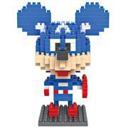 LOZ Blocs de Construction Superman Batman Magicien Plongeur Captain America Mickey et Minnie Jouets pour Enfants 6 8b6fcf61 92a6 4764 9bc6 4d2a01dc22d5 Figurine Lego Mickey Mouse (10 Modèles) - Livraison Gratuite !