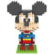 LOZ Blocs de Construction Superman Batman Magicien Plongeur Captain America Mickey et Minnie Jouets pour Enfants 8 cfb11e38 7627 4c2f bdc4 1ce48b850cb4 Figurine Lego Mickey Mouse (10 Modèles) - Livraison Gratuite !