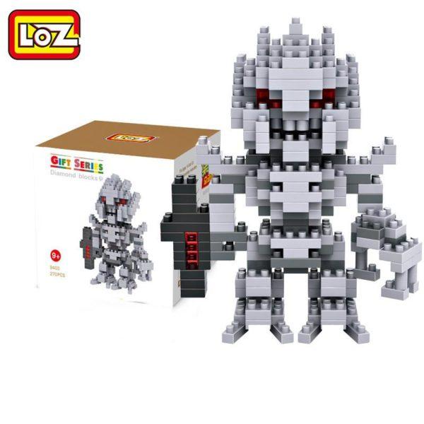 LOZ Transformation Robot Chiffres Jouets Optimus Prime Bumblebee Cadeau De No euml 1 037b29ec fcf5 404c 9df8 8f11d6a1187f Figurine Lego Transformers Loz (4 Robots) - Livraison Gratuite !
