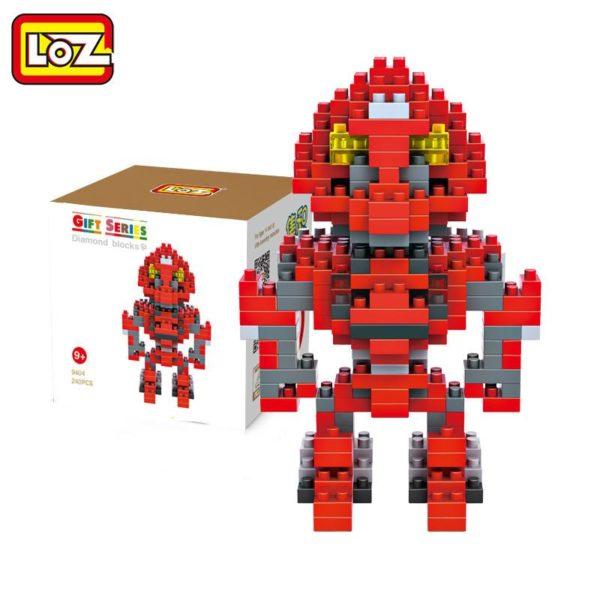 LOZ Transformation Robot Chiffres Jouets Optimus Prime Bumblebee Cadeau De No euml 3 e49e818c 493a 4d16 a0fd 519f30c50709 Figurine Lego Transformers Loz (4 Robots) - Livraison Gratuite !