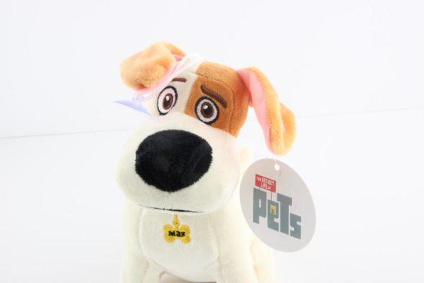La Vie Secr egrave 1 Peluche Chien Jack Russel Terrier The Secret Life Of Pets - Livraison Gratuite
