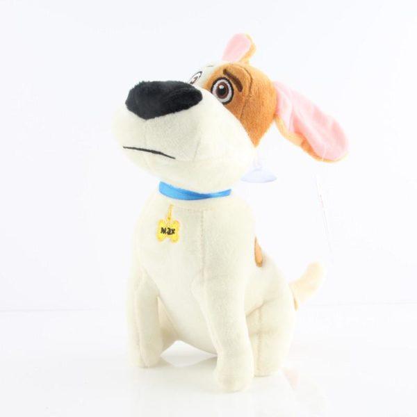 La Vie Secr egrave 84c04b99 8a2c 4deb a47e 415d8ced6f7c Peluche Chien Jack Russel Terrier The Secret Life Of Pets - Livraison Gratuite