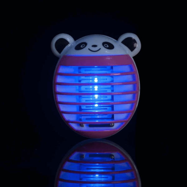 LampeAnti Moustique L'accessoire Répulsif Anti Moustiques Mignon Panda