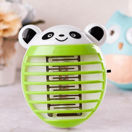 LampeAnti Moustique 5220d2e9 d98c 4ff5 8657 a7e513a723fc L'accessoire Répulsif Anti Moustiques Mignon Panda