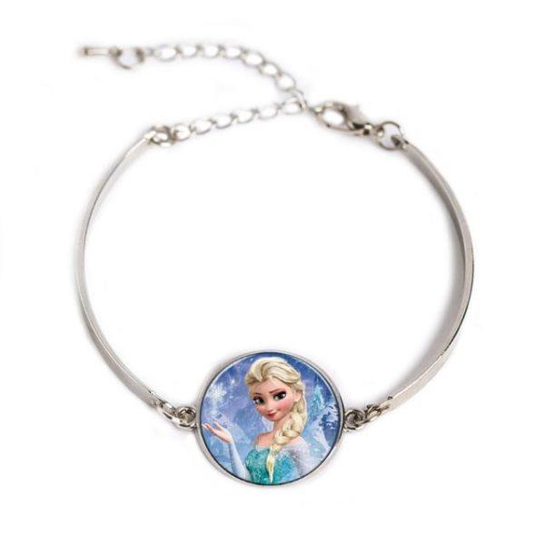 Le plus chaud Classique de bande dessinee d anime Reine Elsa Anna bracelet jolie Neige Reine.jpg 640x640 39d4dd08 221a 4702 8dfe 49e8c4ff6aba Bracelet La Reine Des Neiges (6 Modèles) - Livraison Gratuite !