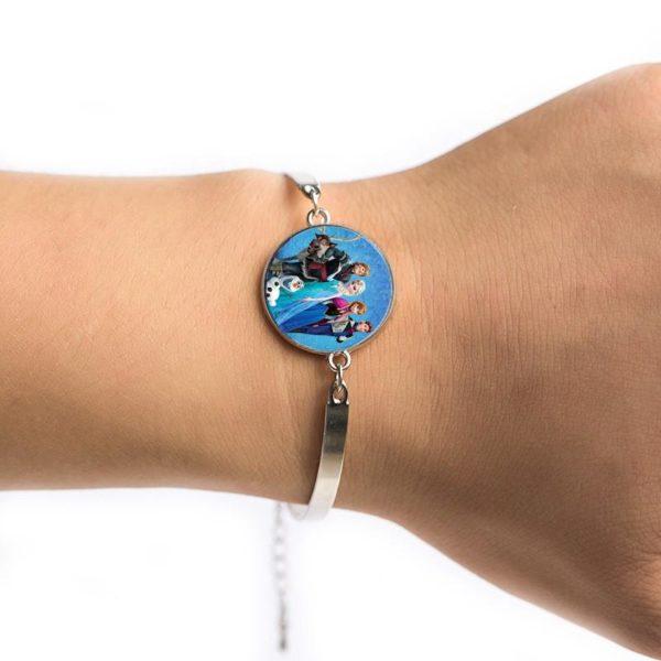Le plus chaud Classique de bande dessinee d anime Reine Elsa Anna bracelet jolie Neige Reine 4 d7fae9f3 41f2 4a45 88d4 d04cbb13d649 Bracelet La Reine Des Neiges (6 Modèles) - Livraison Gratuite !