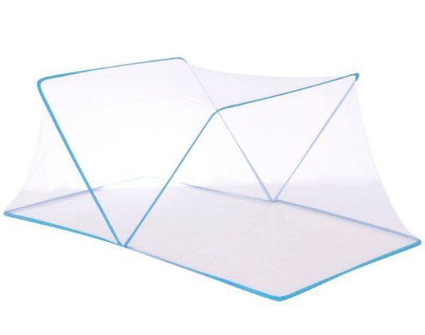 Moustiquaire Pliable Raton Malin Bleu 120 cm * 64 cm