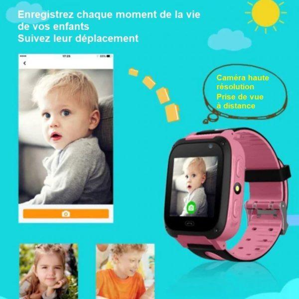 MM2 ae6231c8 777c 4b30 9b7a a799b180e89e Montre De Sécurité Pour Enfants - Position Gps